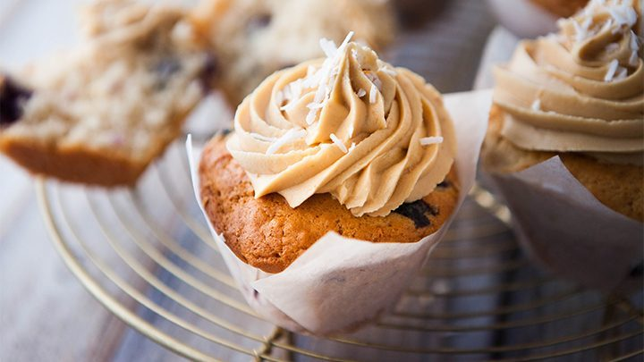 EG6 EP41 Coconut-Muffins-with-Peanut-Butter-Frosting-720x405