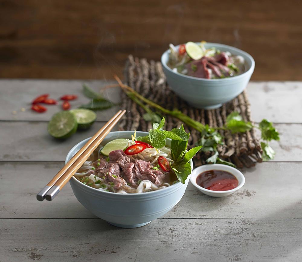 Vietnamese Pho Soup 01