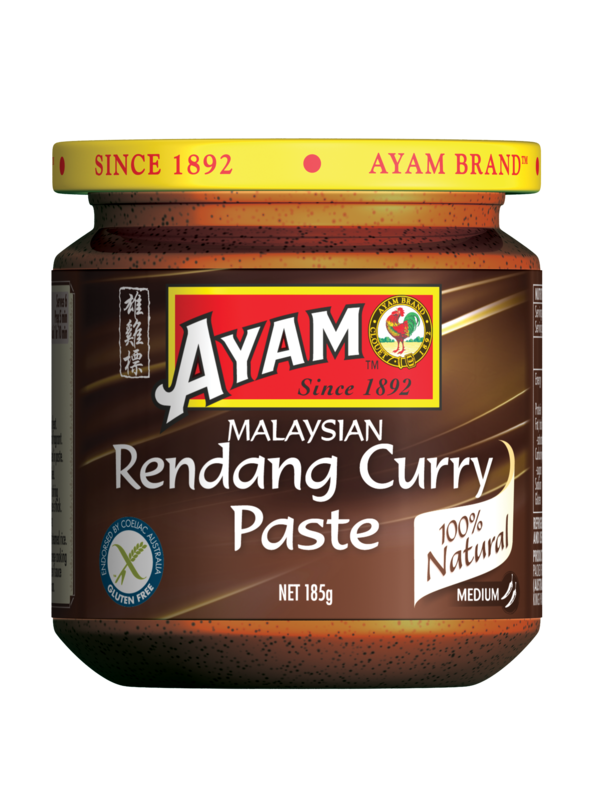 2D rendang curry paste scr