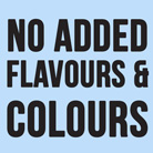 No Added Flavour & Colour