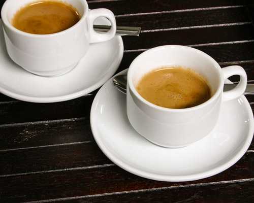 HOT COFFEE MALTED INDULGENCE