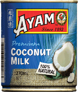 2D coconut milk 270ml